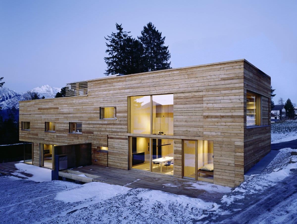 Vision F Doublewood Naturholz