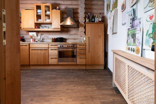 Designfloor Eiche rustik dunkel Click