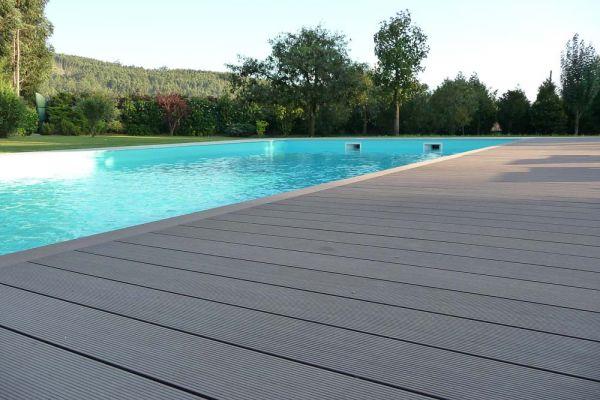 WOHNDECK® WPC Terrasse Basalt