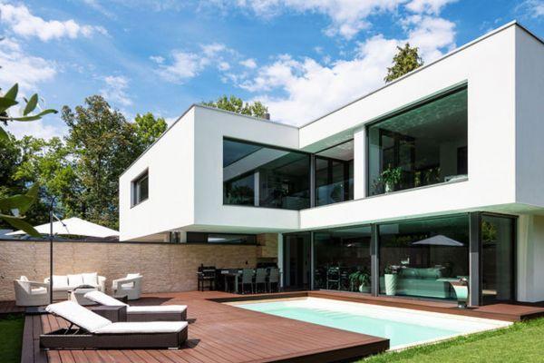WPC Terrassen: Acht inspirierende Styles