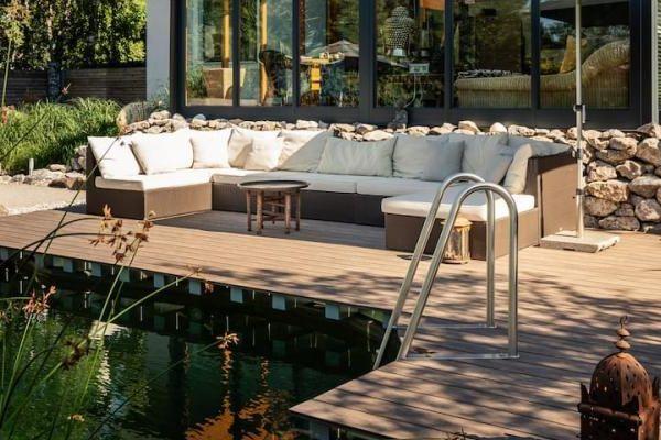 Shop the Look: Ein Muss in Nuss. Für ein außergewöhnliches Terrassen-Flair