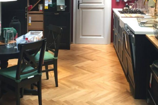 Zimmer, Küche, Kabinett – der perfekte Boden für jeden Wohnraum