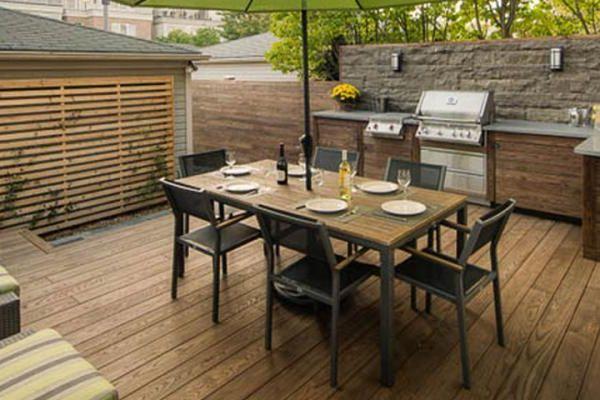 Der grüne Essplatz: Die 5 besten Tipps für die perfekte Outdoor Dining Area